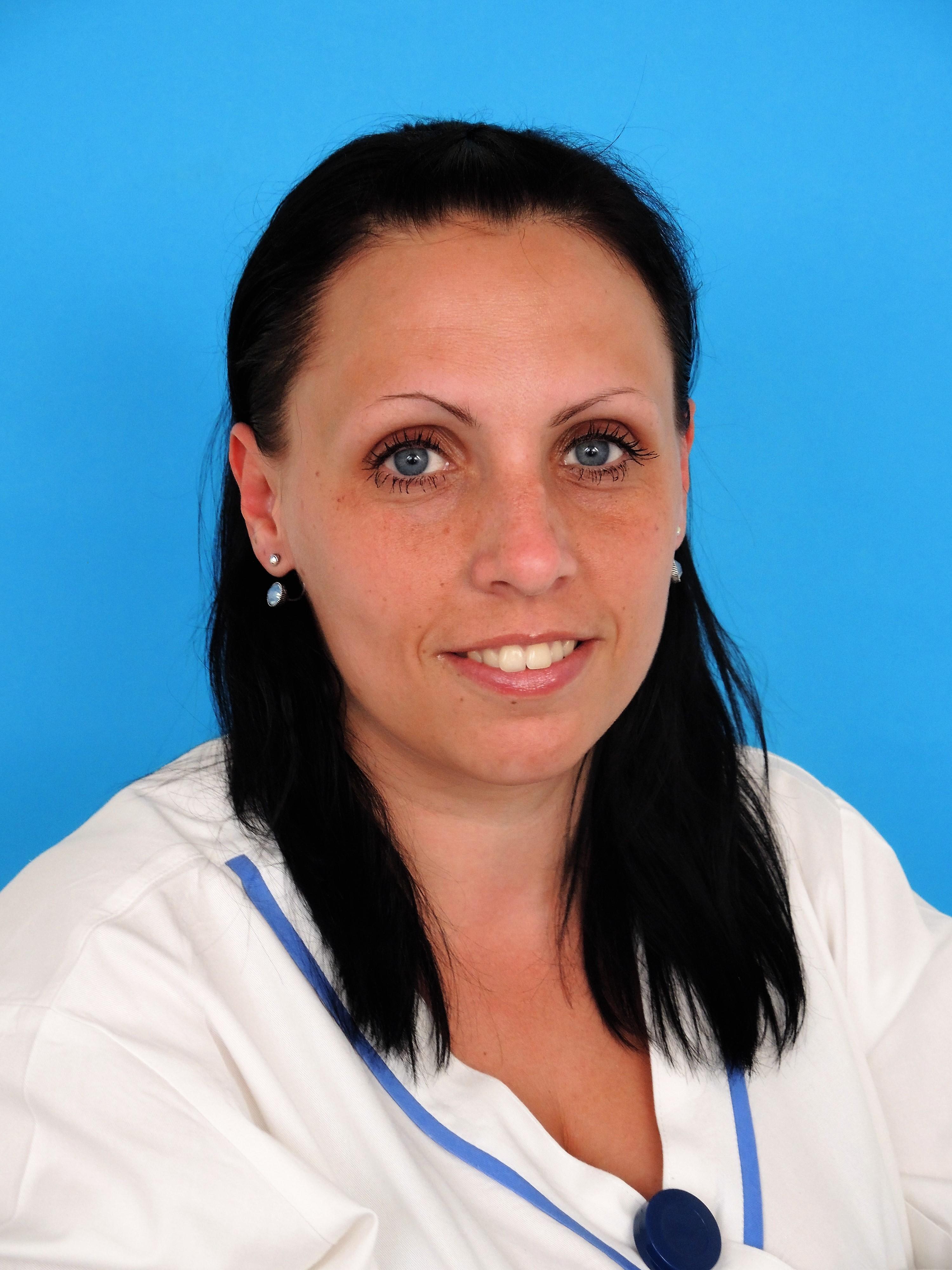 Alena Riegrová, DiS.