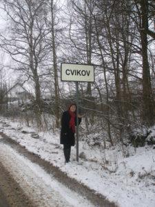 Cvikov
